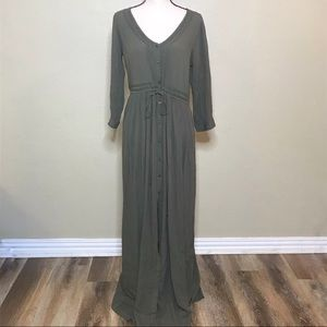 Earthbound   Maxi Dress